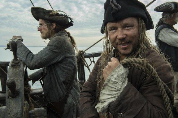 Бокс-офис России: «Пираты» непустили «Чудо-женщину» на первое место