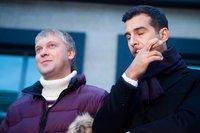 Сергей Светлаков и Иван Ургант