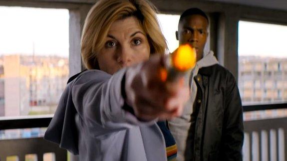Трейлер 11-го сезона «Доктора Кто»: С отверткой сквозь время и пространство