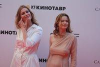 Кристина Бабушкина и Ксения Лаврова-Глинка