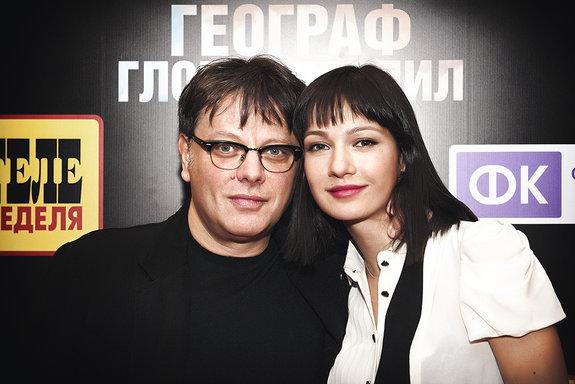 Валерий Тодоровский, Евгения Брик