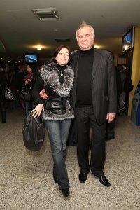 Екатерина Редникова и Сергей Конов