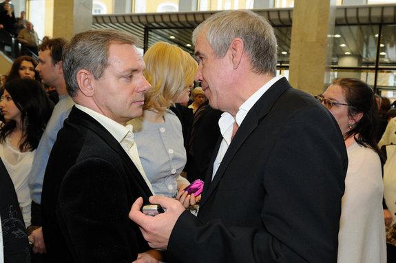 Александр Мохов и Сергей Гармаш