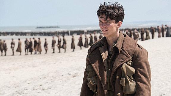 Warner Bros. захотела повысить шансы «Дюнкерка» на премии «Оскар»