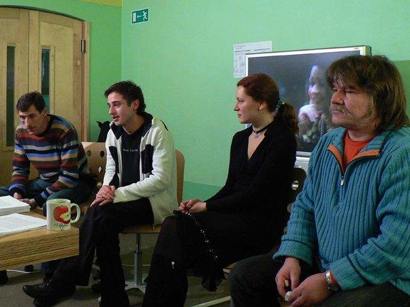 съемочная группа