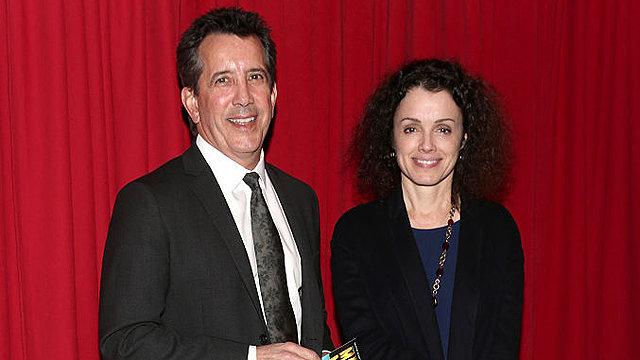 Крис ДеФариа и его коллега по «Безумному Максу» Кортни Валенти / Getty Images