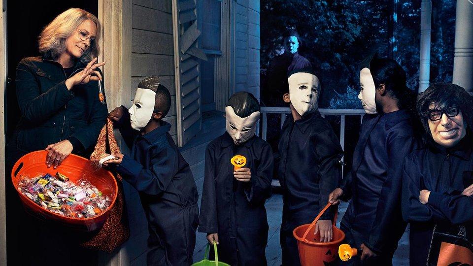 Промоснимок фильма «Хэллоуин»