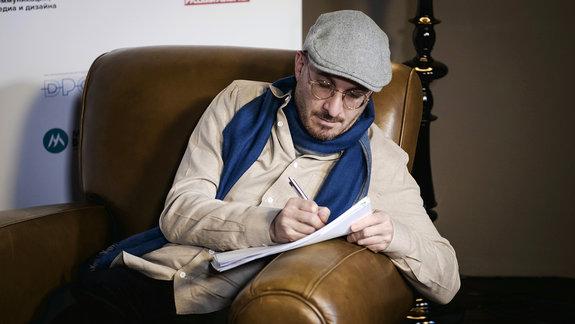 Даррен Аронофски / Фото: Элен Нелидова для КиноПоиска