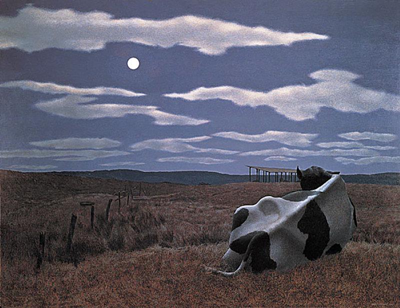 «Луна и корова»