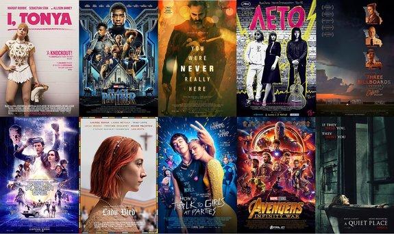 Лучшие фильмы первой половины 2018 года: Выбор редакции