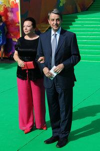 Александр Авдеев с супругой