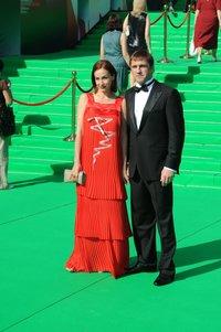 Владимир Вдовиченков и Ольга Филиппова