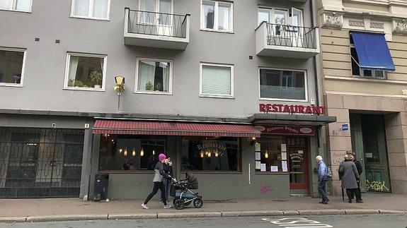 Ресторан «Шрёдер» вОсло/ Фото: КиноПоиск
