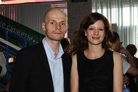 Иван Вырыпаев и Каролина Грушка