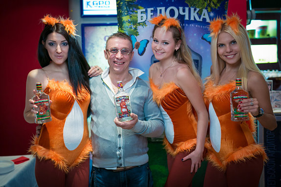 Двойник Ивана Охлобыстина