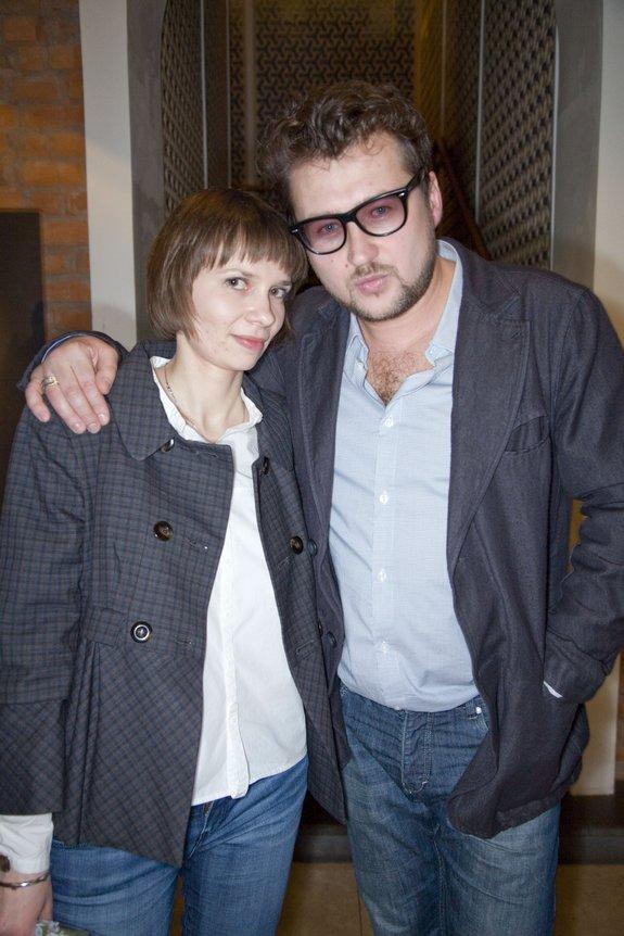 Ольга Гурова и Андрей Стемпковский