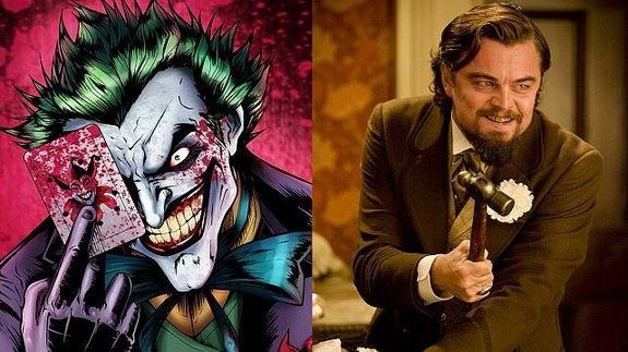 Слух недели: Warner позовет ДиКаприо играть Джокера