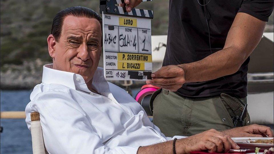 Тони Сервилло насъемках фильма «Они»