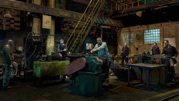 «Завод» иеще три российских фильма получили поддержку Eurimages