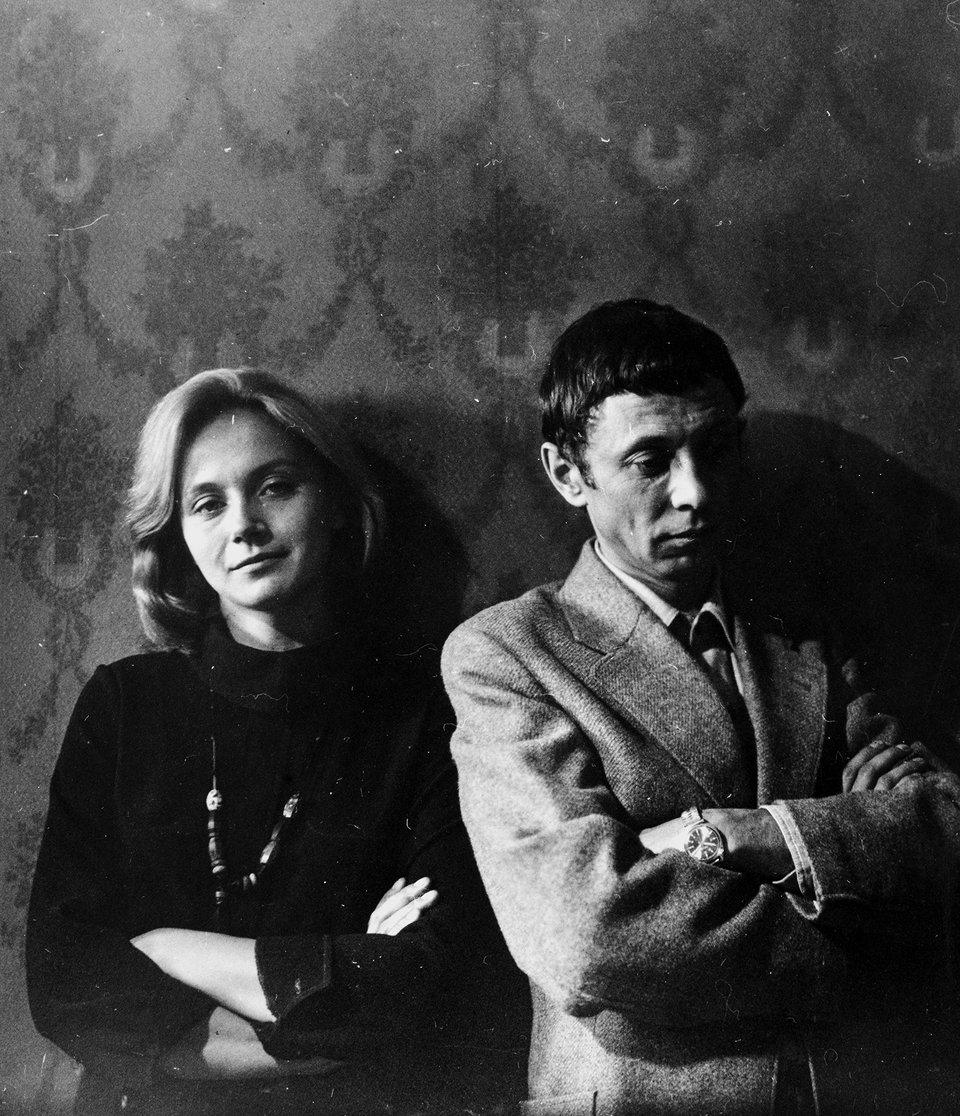 Олег Даль и Ирина Купченко. 1979 год / Фото: Самоэль Кацев