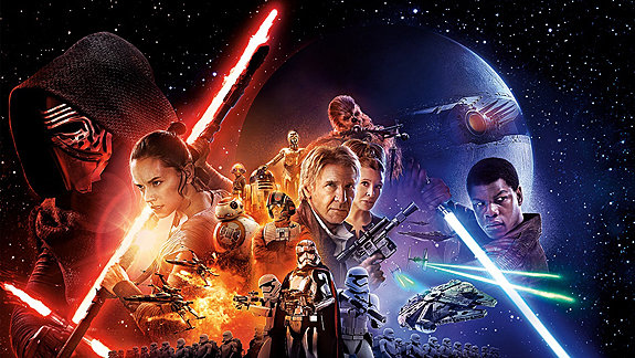 «Звездные войны: Пробуждение силы» вторую неделю подряд возглавляет русский прокат