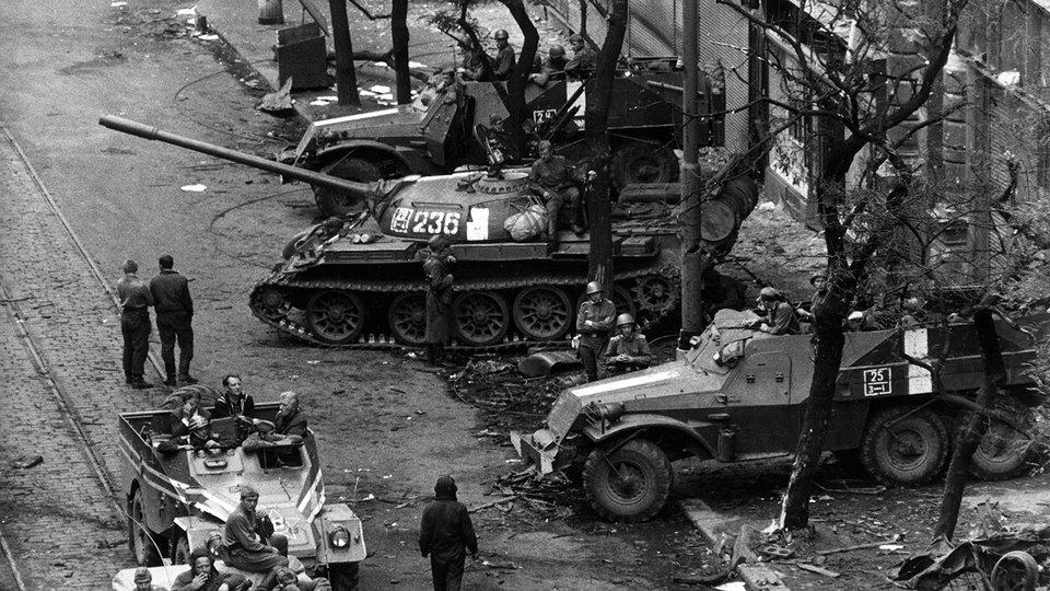 «Чехословакия 1968» / Фото: Getty Images
