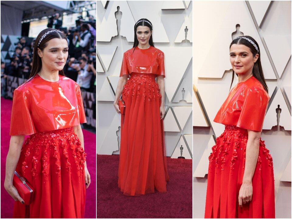 Рэйчел Вайс на «Оскаре-2019» / Фото: ©A.M.P.A.S.