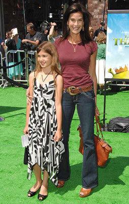Тери Хэтчер с дочерью