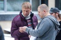 Дмитрий Киселев и Сергей Светлаков
