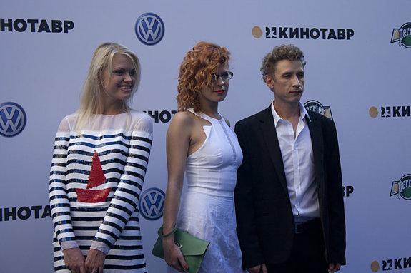 Анна Котова, Александра Ребенок, Александр Яценко