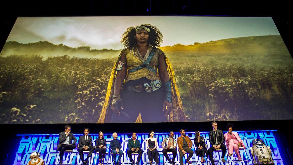 Джанна в исполнении Наоми Аки / Фото: Getty Images