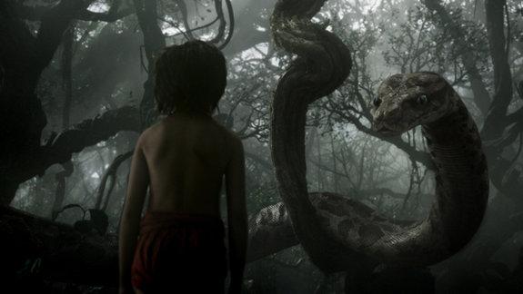 Премьера дублированного трейлера «Книги джунглей» Disney