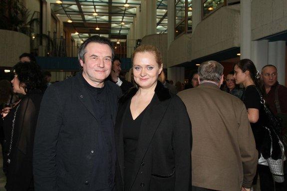 Алексей Учитель и Анна Михалкова