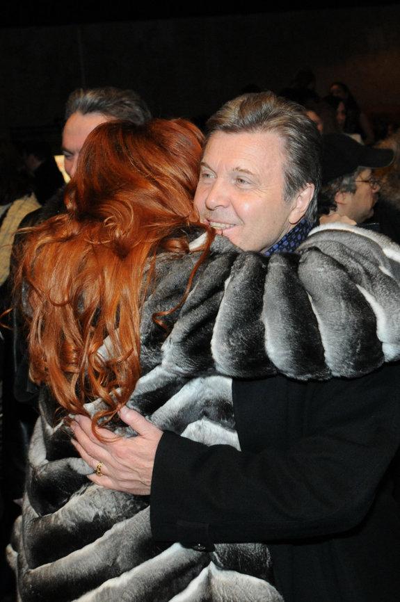 Маша Распутина и Лев Лещенко