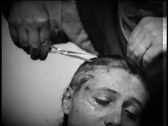 Один кадр: Стрижка Жанны д'Арк