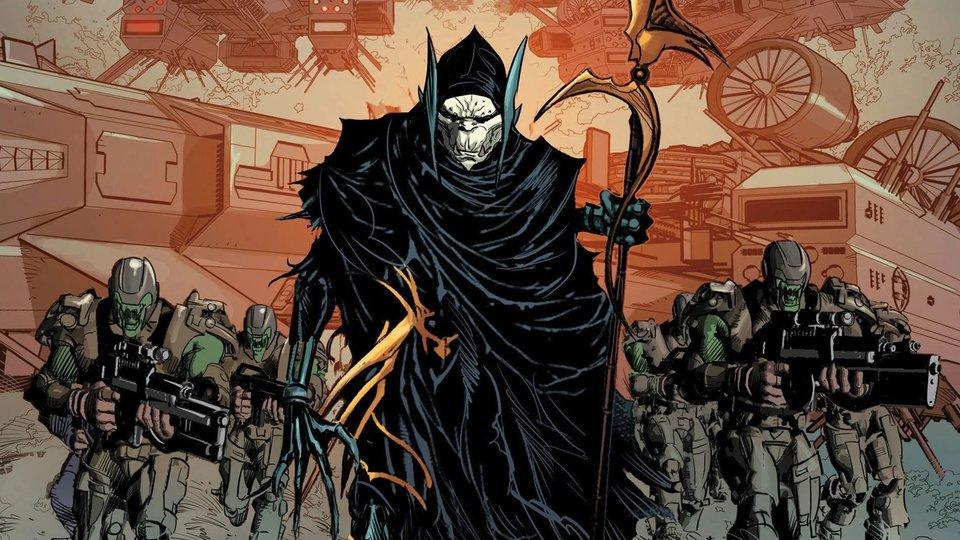 Корвус Глэйв / Иллюстрация: Marvel Comics