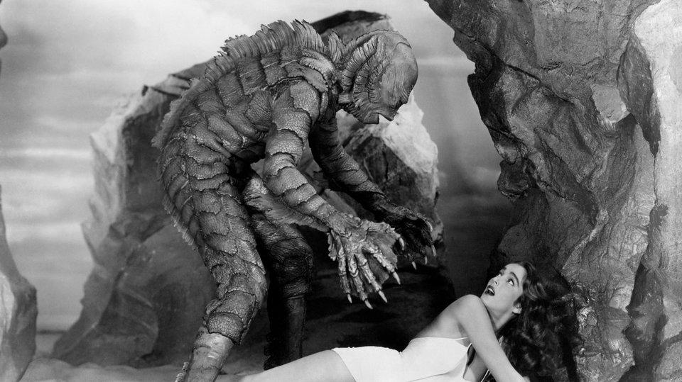 Кадр из фильма «Создание из Черной лагуны»