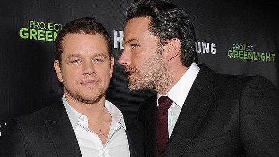 Мэтт Дэймон и Бен Аффлек спродюсируют фильм для канала HBO
