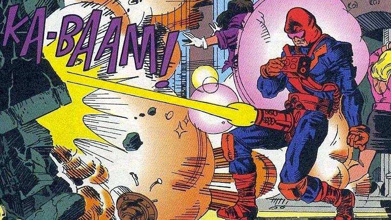 Злодей Гульфик выглядит и впрямь нелепо / Иллюстрация: DC