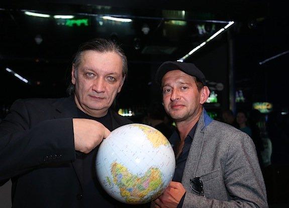 Александр Велединский: «До съемок я жил как географ Служкин»