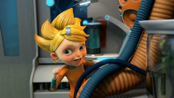 Кадр из фильма «Мой суперпапа»