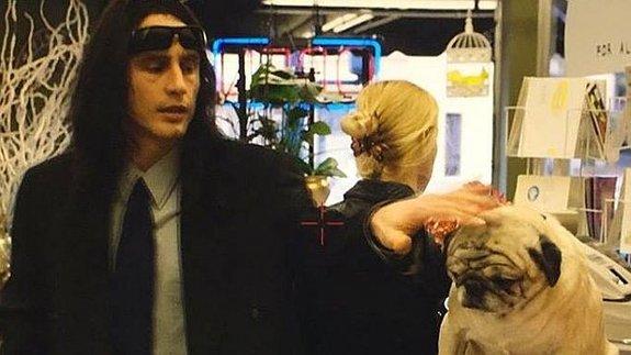 «Привет, песик»: Джеймс Франко вобразе Томми Вайсо в«Горе-творце»