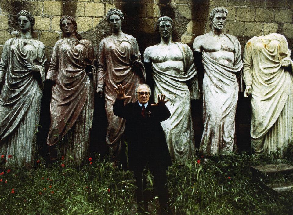 100 лет Федерико Феллини: Азбука режиссера