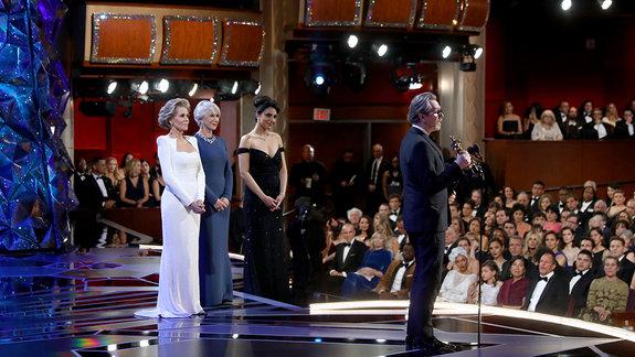 «Оскар» принял «Форму воды»: Главные моменты церемонии