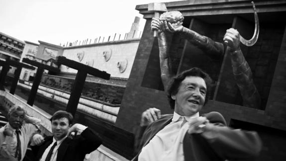 Фильм «Дау» готовится к премьере осенью — новости на КиноПоиске