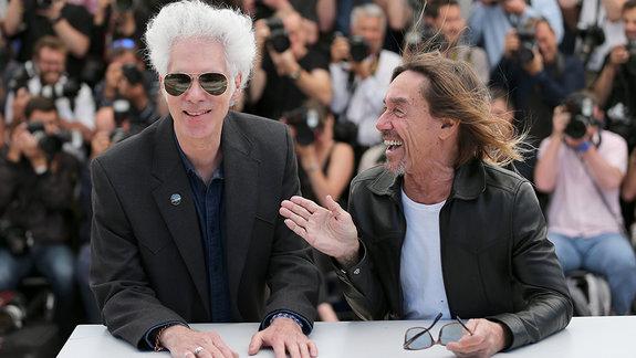Джим Джармуш и Игги Поп / Фото: Getty Images