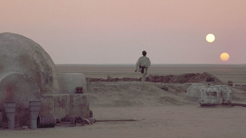 Кадр изфильма «Звездные войны: Эпизод 4— Новая надежда»