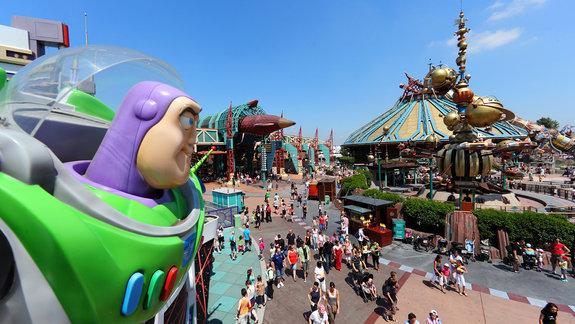 Пресс-служба The Walt Disney Company