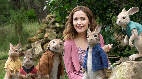 Кто поставил «Кролика Питера»: Репортаж со съемок