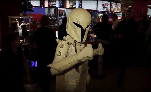 Первые впечатления от фильма «Звёздные войны: Пробуждение силы»